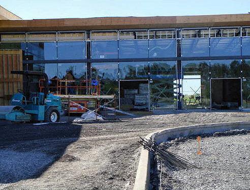 Liu Dental Centre – Construction
